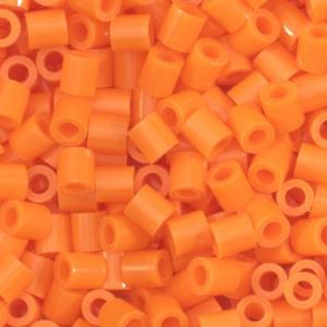 1.100 perline Vaessen MIDI - Arancione 05 pyssla