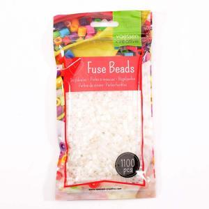 1.100 perline Vaessen MIDI - Bianco Perla 24
