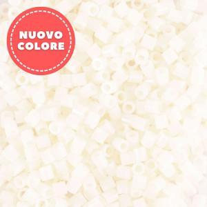 1.100 Perline Vaessen MIDI - Bianco luminescente 38