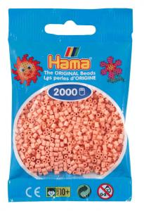 Hama beads MINI (pyssla Mini) 2000 pezzi Carne n.26