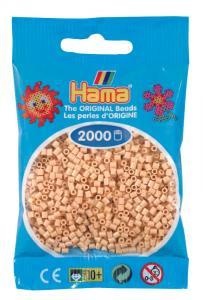 Hama beads MINI 2000 pezzi Beige n.27