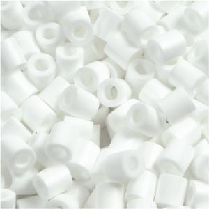 Ricarica perline 1100 pezzi Bianco n.15 pyssla bianco