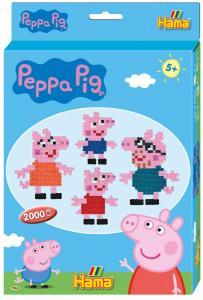 Kit creativo Peppa Pig Hama Beads Midi