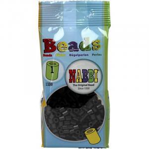 Nabbi beads 1100 p. - colore nero 01