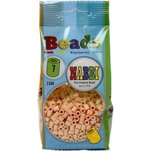Nabbi beads 1100 p. - colore pelle 07
