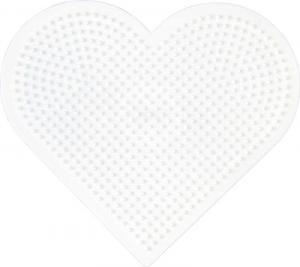 Base per perline - Cuore grande