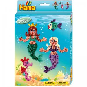 sirene hama beads