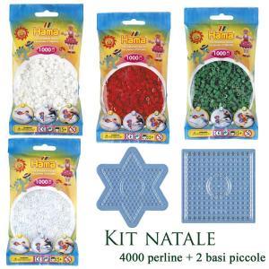 Kit Natale hama beads - Piccolo