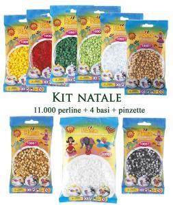 Hama beads Kit di Natale - premium