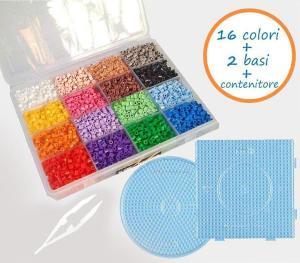 Arcobaleno starter kit + 2 basi + contenitore
