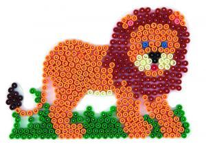 Base per perline (leone, cammello, giraffa, elefante)