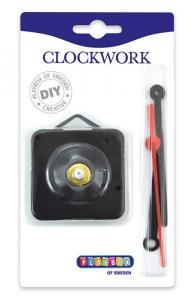 Meccanismo orologio e lancette
