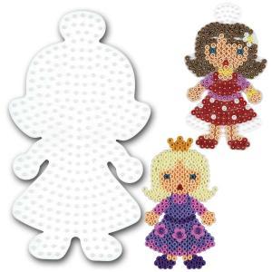 piastra hama beads bambina ha330