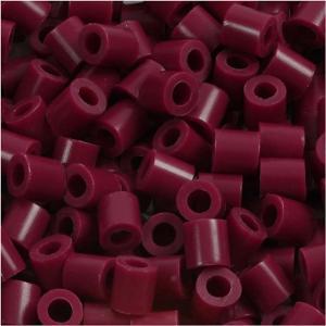 Ricarica perline 6000 pezzi Rosso scuro n.4