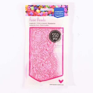 550 Perline Vaessen MIDI -  bicolore rosa - fucsia