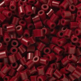 Ricarica perline Rosso scuro n.4