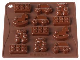 Stampo in silicone per colate toys