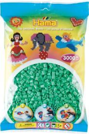 Hama Beads Midi 3000 pezzi - Verde chiaro n.11