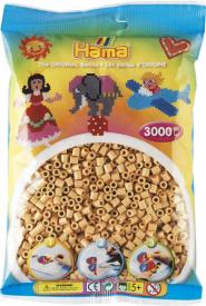 Hama Beads Midi 3000 pezzi - Beige n.27