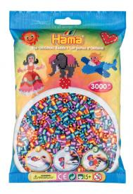 Hama Beads Midi 3000 pezzi - Striate 92