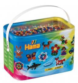 Cestello Hama Beads 10000 pezzi