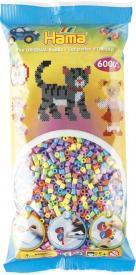 Hama Beads Midi 6000 pezzi - MIX Pastello