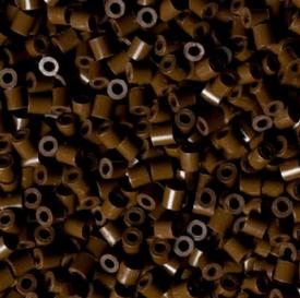 Hama Beads Midi 1000 pezzi pyssla marrone n.12