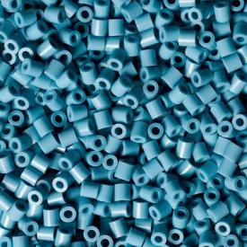 Hama Beads Midi 1000 pezzi Pyssla Turchese scuro n.31 (turquoise)