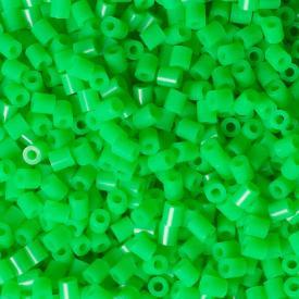 Hama Beads Midi 1000 pezzi - pyssla Verde fluorescente n.42
