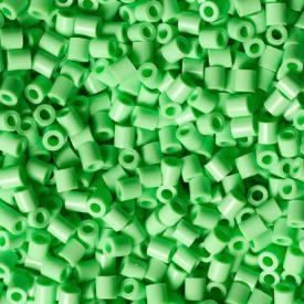 Hama Beads Midi 1000 pezzi pyssla Verde pastello n.47 (pastel green)