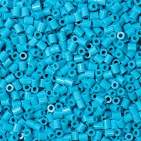 Hama Beads Midi 1000 pezzi pyssla Turchese n.49 (azure)
