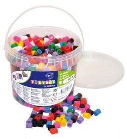 Perline Maxi barattolo 950 perline (10 colori)
