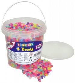 Perline da stirare con glitter