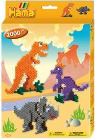 Dinosauri, hama beads