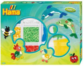 Activity box animali