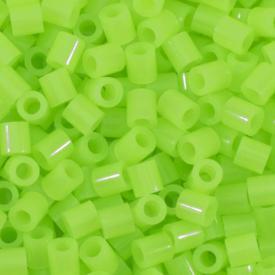 1.100 perline Vaessen MIDI - Verde Neon 28