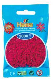 Hama beads MINI 2000 pezzi Rosso Vinaccia n.29