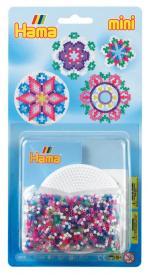 Confezione piccola Mini hama beads
