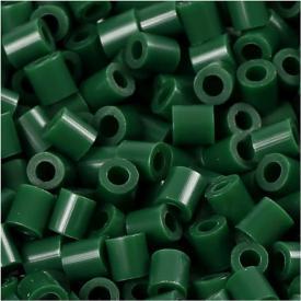 Ricarica perline Verde scuro n.9 pyssla verde scuro