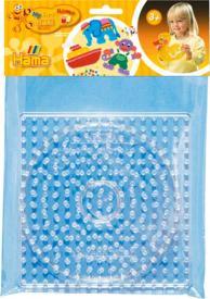 2 tavolette Maxi: cerchio e quadrato