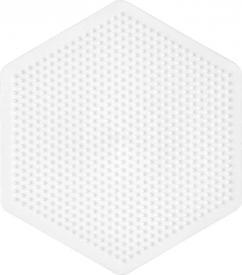 Base per perline - Esagono grande