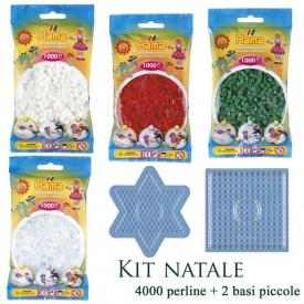 Kit Natale hama beads - Piccolo