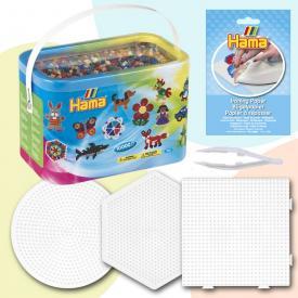 Kit iniziale Hama Beads Midi - Set principianti