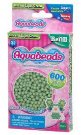 Ricarica Aquabeads - 600 Perline circolari Verdi