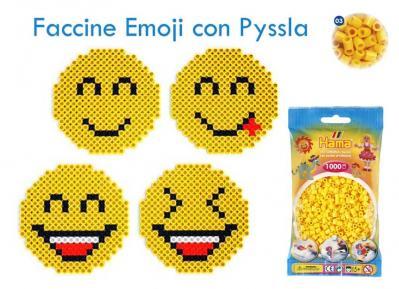 Pyssla Emoji: il nuovo linguaggio universale