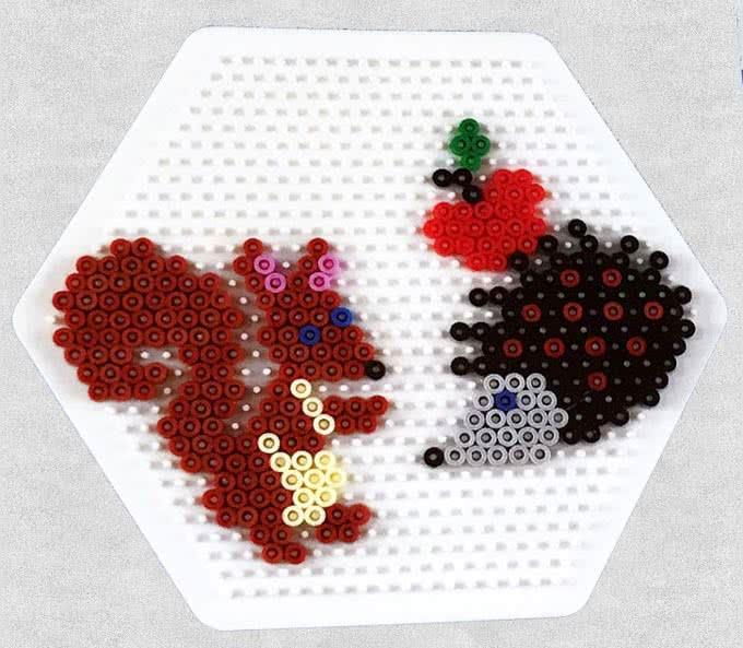 riccio hama beads