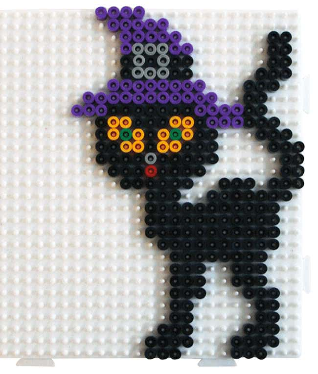 Gatto nero pyssla
