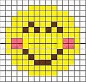Pyssla Emoji 2