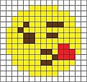 Pyssla Emoji 4