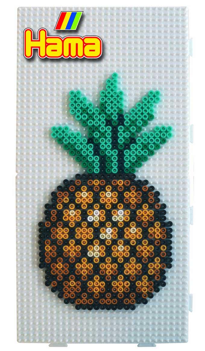 Ananas pyssla
